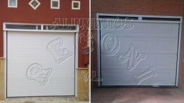 Puertas de garaje y exteriores