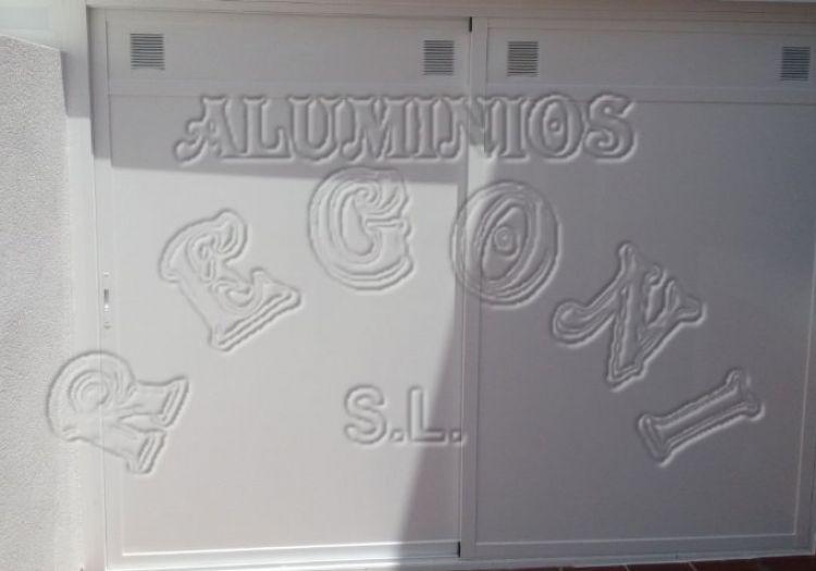 Cerramientos de Terrazas en Aluminio